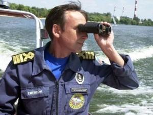 inspektory GIMS spasli rybaka