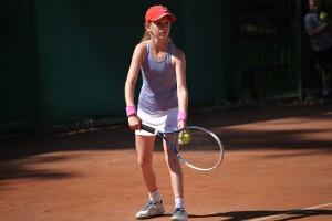 Юные теннисисты Новокузнецка празднуют победу-2