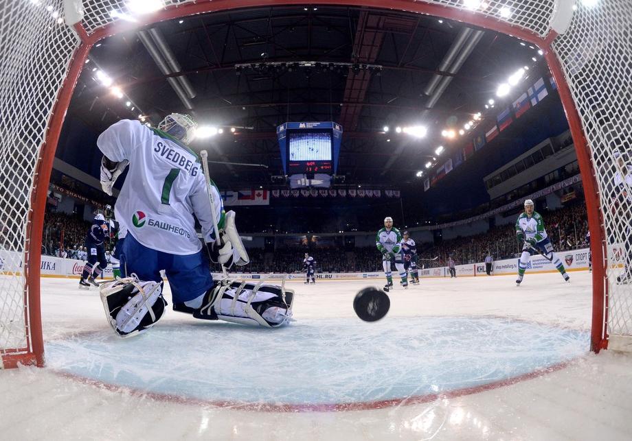 счет в хоккее сегодня