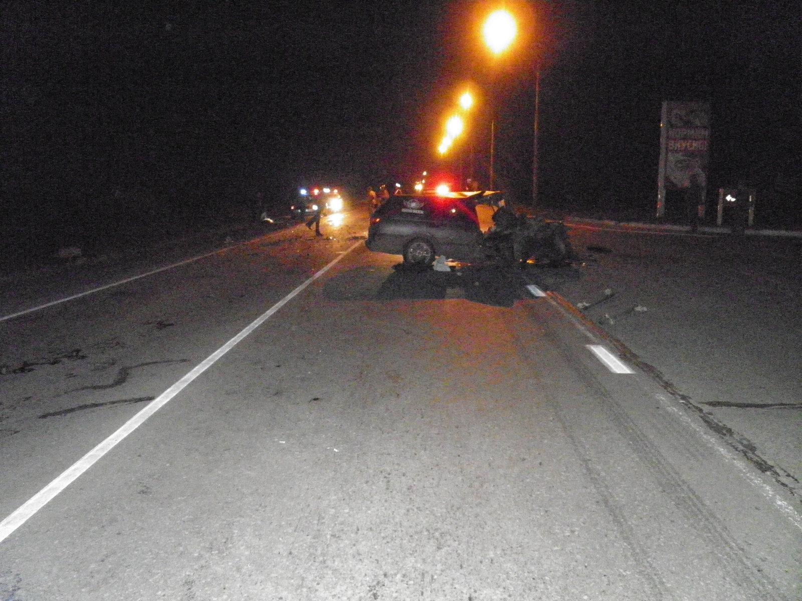 Авария в муроме на объездной с 01092014 фото 7