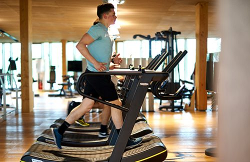 CESENA, ITALY - MAY 18/19: Technogym Village: the wellness campus, where technology and equipment for gyms and Olympic champions are created. (Photo by Guido De Bortoli/Getty Images)