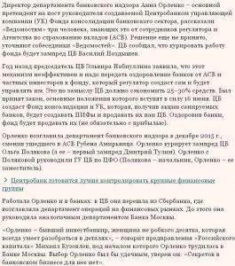 297492 600 265x300 Зампред Центробанка и директор надзорного департамента ЦБ бежали за границу?