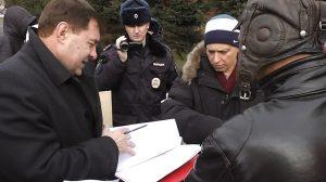 Пикеты01 300x168 Пикеты в Новосибирске. Протест против разрезов вышел за пределы Кузбасса (подробности)
