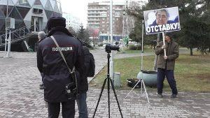 Пикеты04 300x169 Пикеты в Новосибирске. Протест против разрезов вышел за пределы Кузбасса (подробности)