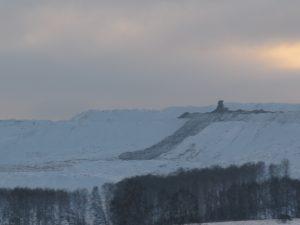 IMG 3965 300x225 Страшный оползень с горной породой уничтожил озеро в Новокузнецком районе