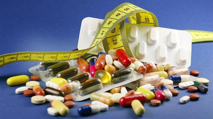 Похудеть При Помощи Лекарственных Средств.