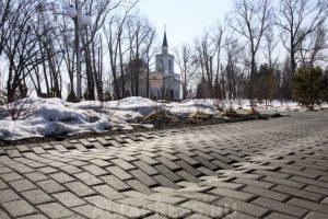 Благоустройство 02 768x512 300x200 Традиция такая: почему после реконструкции сквера Выпова нужен снова ремонт