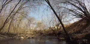 речка 3 300x148 Кто спасёт гибнущие реки Кузбасса?