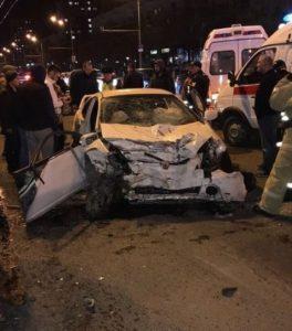 001 2 264x300 В ДТП в Новокузнецке погибли два человека (ВИДЕО)