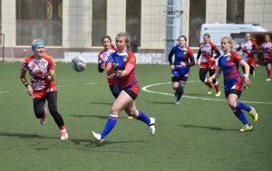4 300x189 Новокузнецкие регбистки выиграли этап Федеральной лиги