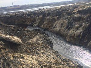 IMG 0816 300x225 Отстойник шахты   источник загрязнения Абы