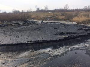 IMG 0820 300x225 Отстойник шахты   источник загрязнения Абы