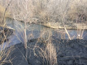 IMG 0825 300x225 Отстойник шахты   источник загрязнения Абы