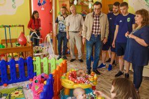 det300518 1 300x200 Благотворительная акция для детей от ФК «Новокузнецк»