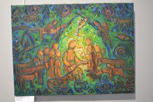 DSC 0205 300x201 Солнечная выставка