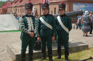 DSC 0424 1 300x199 Поручик Охота и другие герои привала на «Кузнецком фронтире»